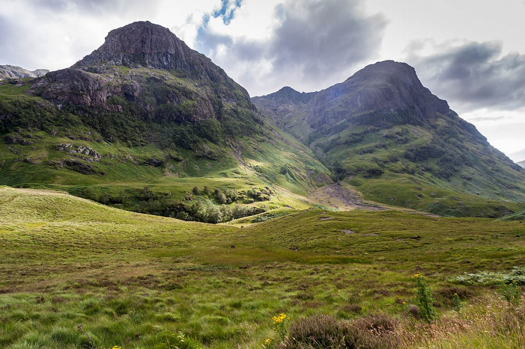 The National Trust for Scotland owns large tracts of Glen Coe. Photo: Bob Smith/grough
