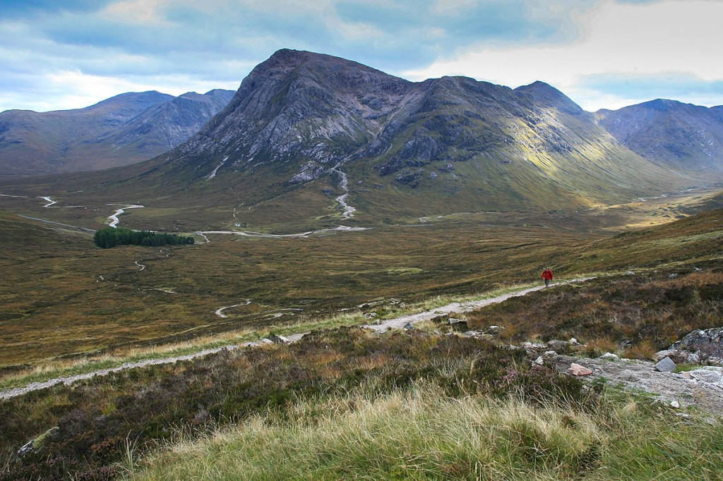 Glen Coe and  Buachaille Etive Mòr. Photo: Bob Smith/grough