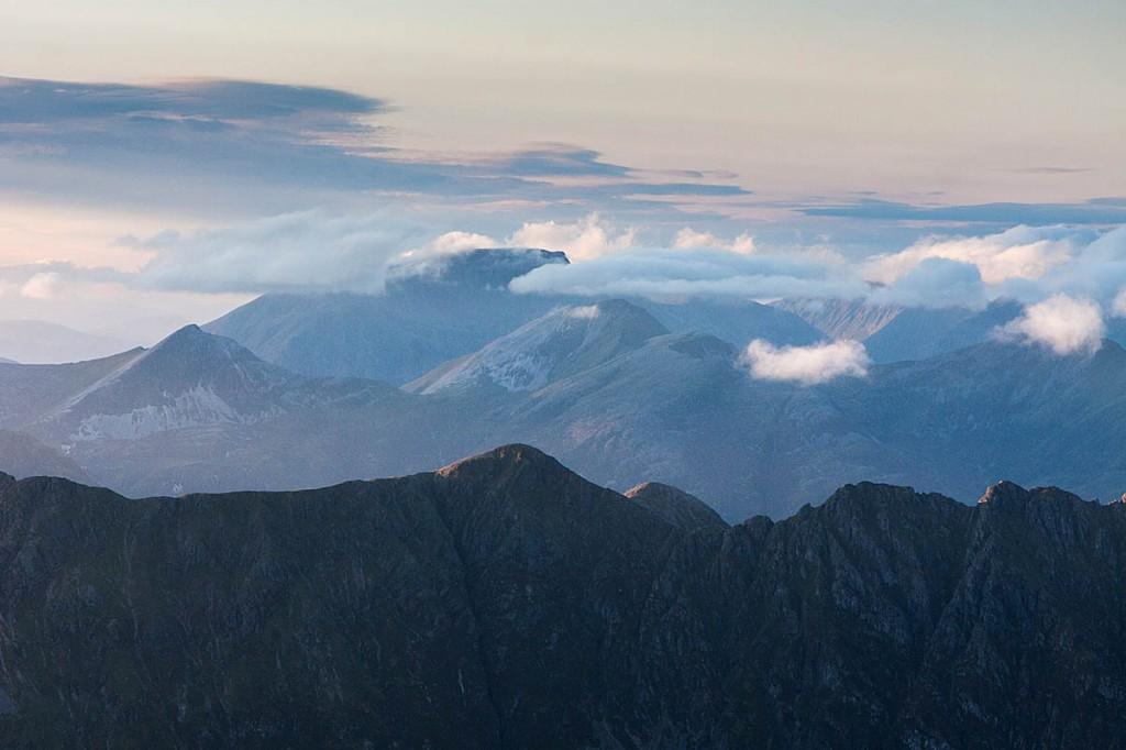 The Glen Coe and Ben Nevis national scenic area. Photo: Bob Smith/grough
