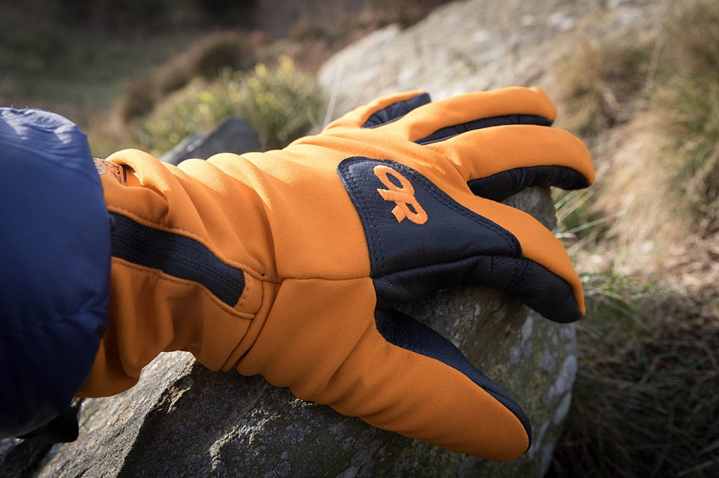 Gloves are an essential piece of winter kit in the outdoors. Photo: Bob Smith/grough