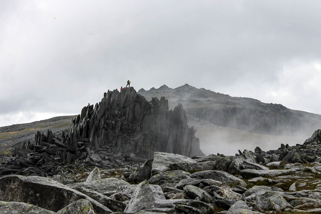 One man was airlifted from Glyder Fach. Photo: Llywelyn2000 CC-BY-SA-4.0