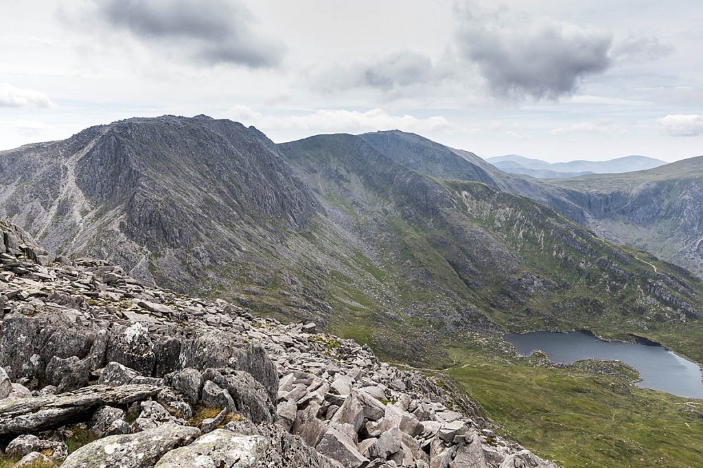 Snowdonia has closed many of its mountain paths. Photo: Bob Smith/grough