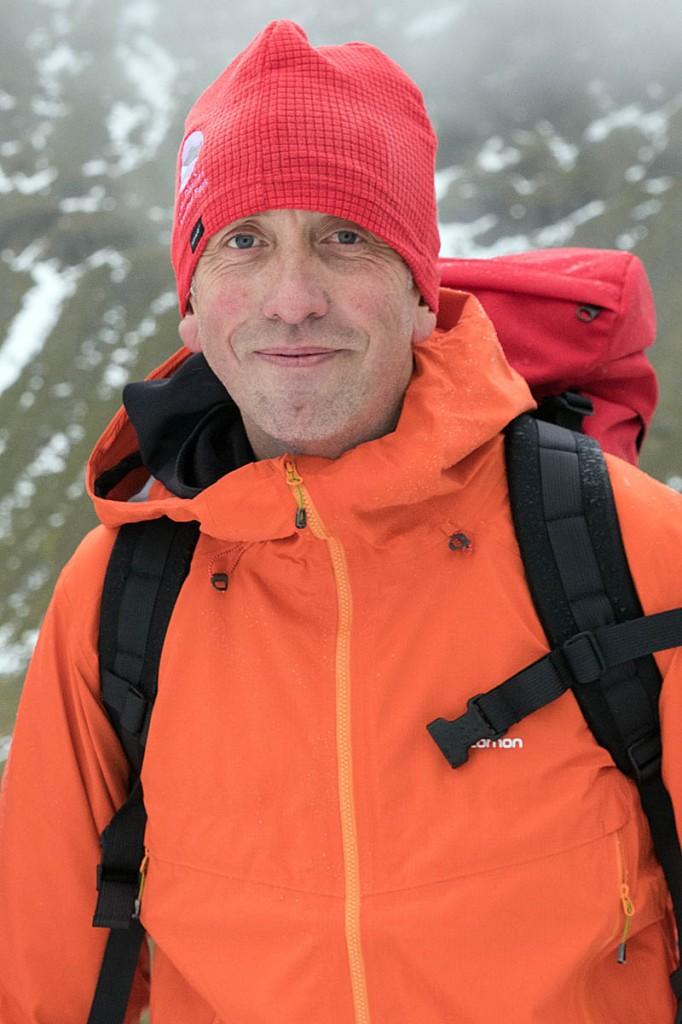 Graham Uney, who formerly worked as a Lake District felltop assessor. Photo: Bob Smith/grough