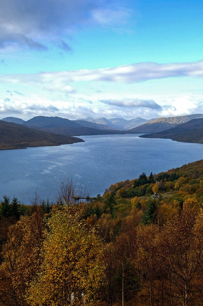 Loch Katrine, part of the new national nature reserve. Photo: Forestry Commission