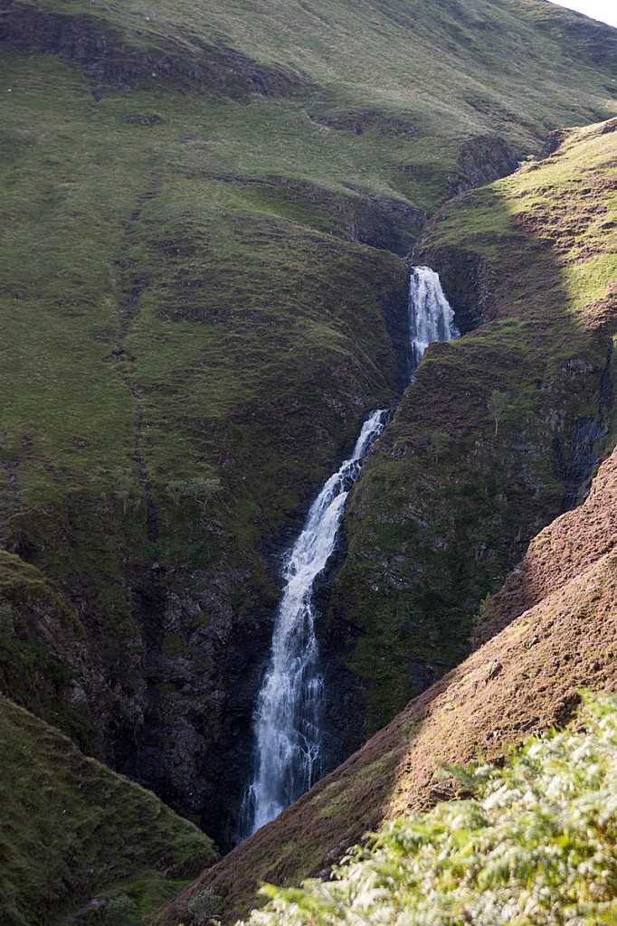 The Grey Mare's Tail in the Moffat Hills. Photo: Bob Smith/grough