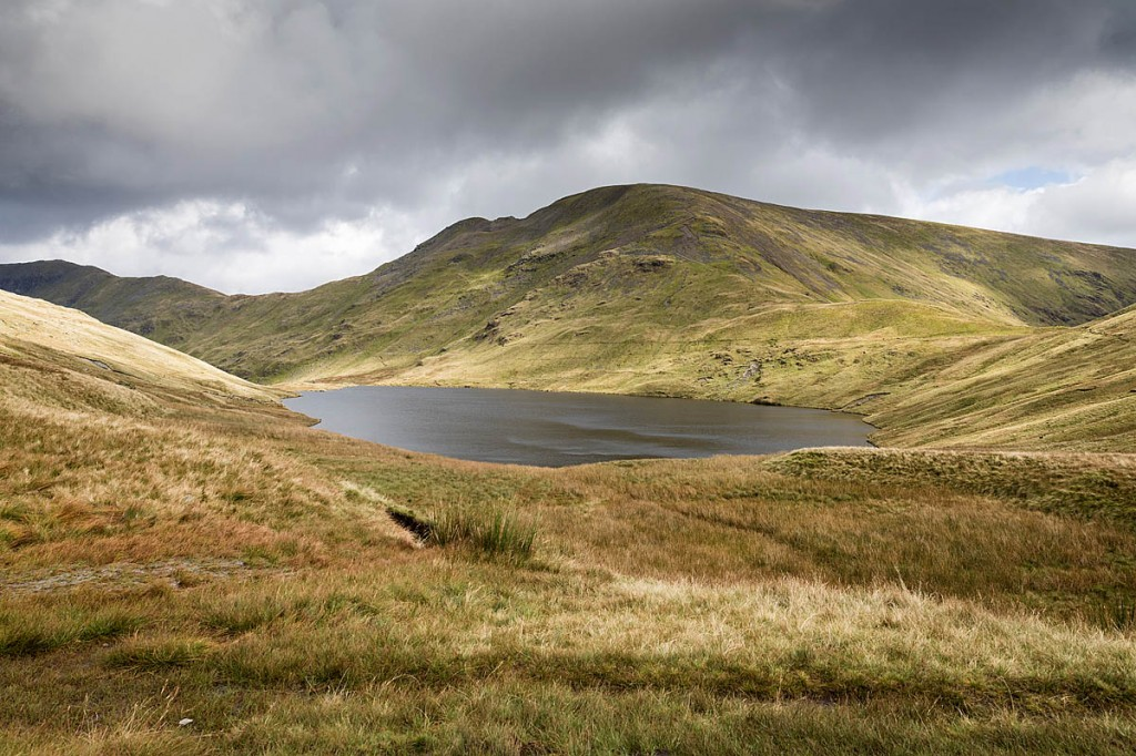 The incident happened near Grisedale Tarn. Photo: Bob Smith/grough