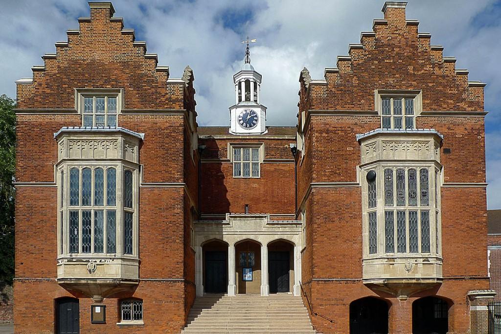 Harrow School, one of the country's elite public schools. Photo: Bernard Burns CC-BY-SA-3.0