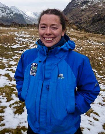 Helen Pye: 'Stay in Llanberis instead?'