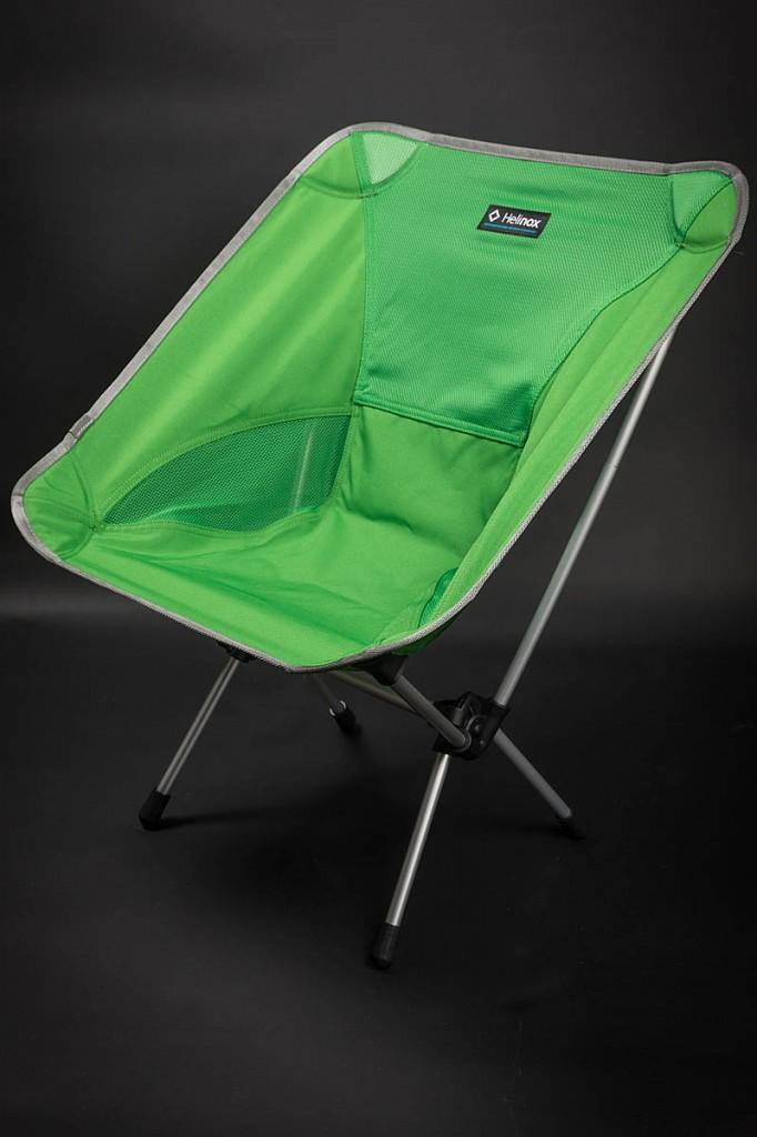 Helinox Chair One. Photo: Bob Smith/grough