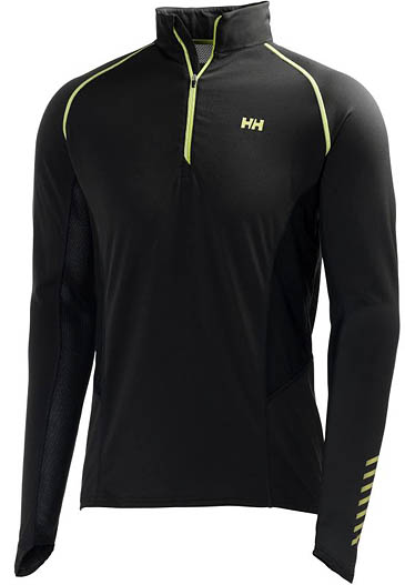 The Pace LS Half Zip