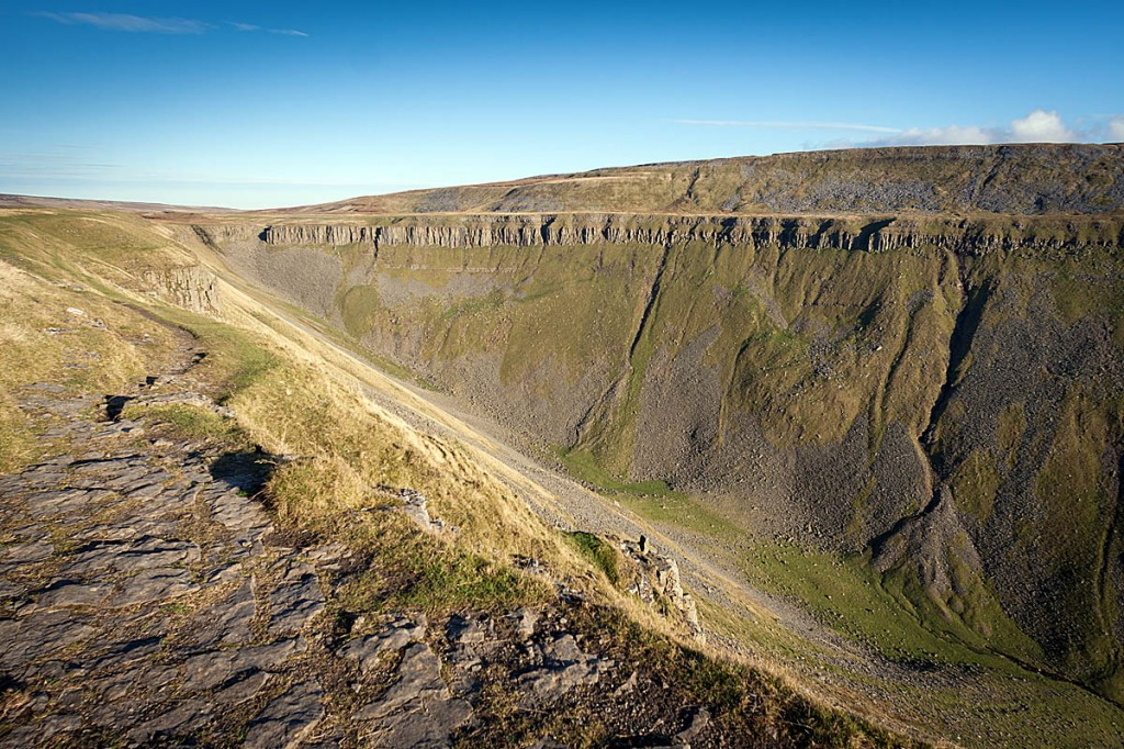 The Dales reports now include areas such as High Cup Nick in the North Pennines. Photo: Bob Smith/grough
