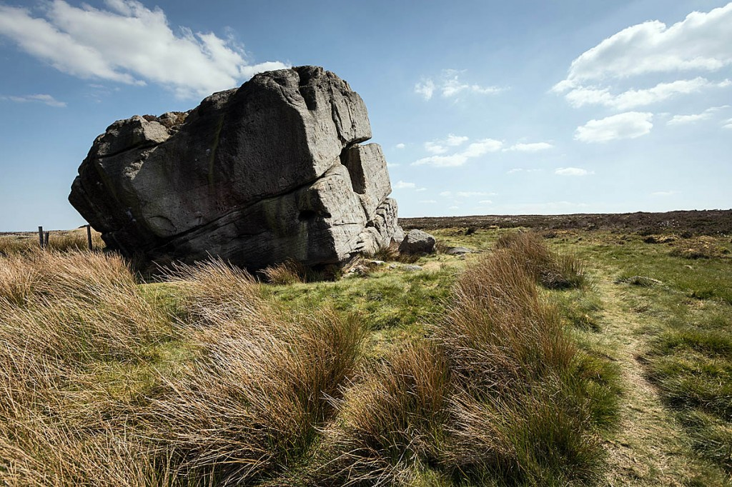The South Pennines shares landscape characteristics with the Dark Peak. Photo: Bob Smith Photography