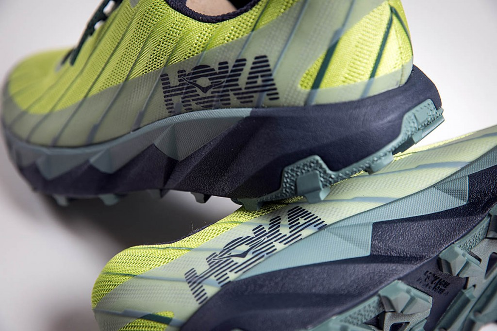 The Hoka One One Torrent. Photo: Bob Smith/grough