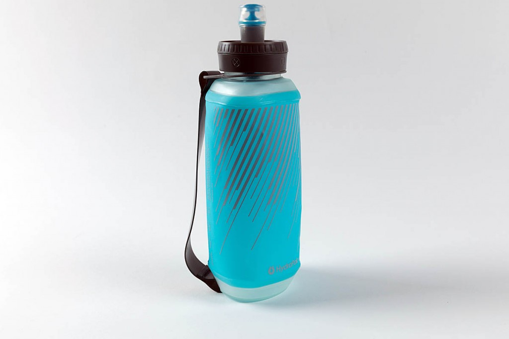 HydraPak Softflask. Photo: Bob Smith/grough