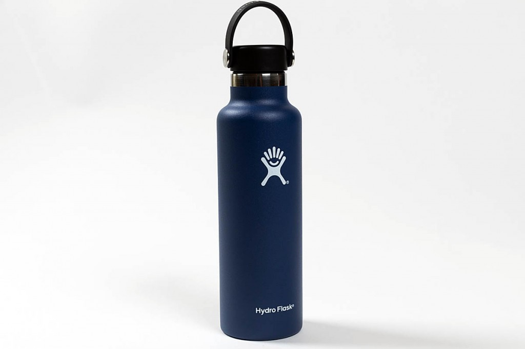 Hydro Flask 21oz. Photo: Bob Smith/grough