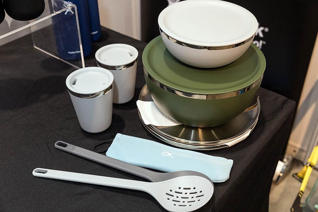 Hydro Flask's Outdoor Kitchen Set. Photo: Bob Smith/grough