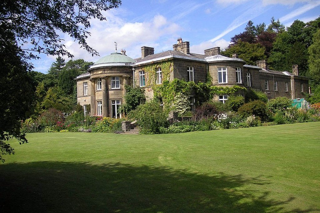 Ingleborough Hall was once home to Reginald Farrer