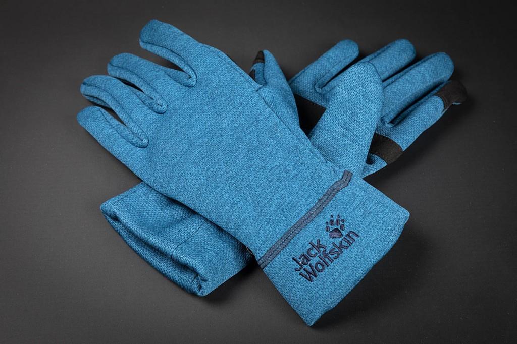 Jack Wolfskin Skyland Glove. Photo: Bob Smith/grough
