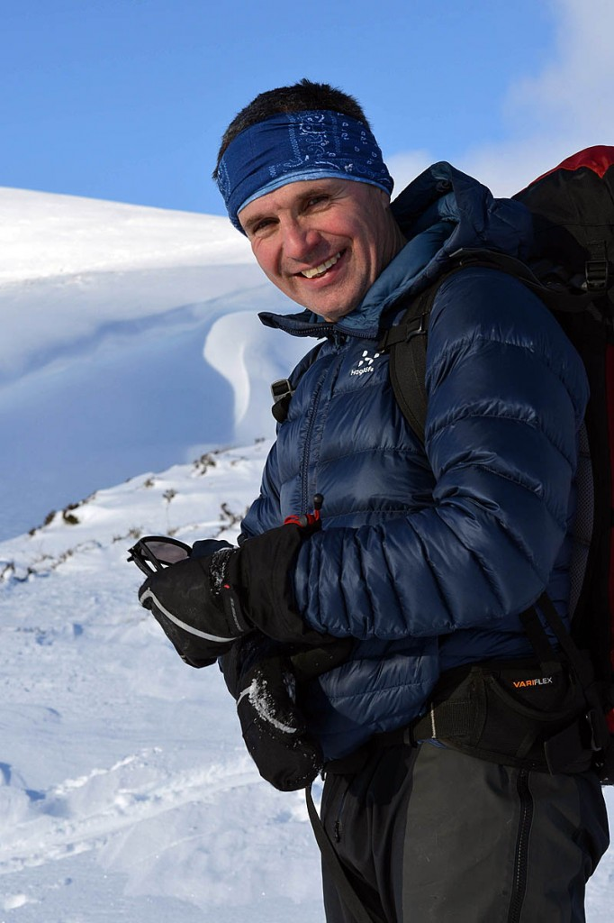 David Balharry has been appointed new boss of the John Muir Trust