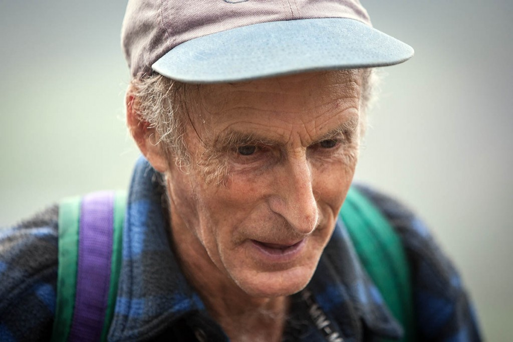 Fellrunner Joss Naylor. Photo: Bob Smith/grough