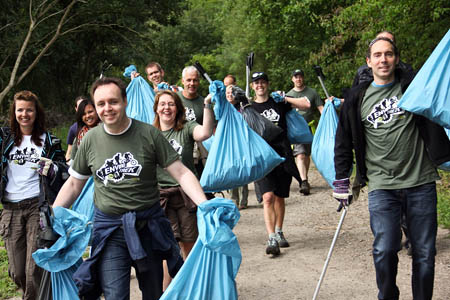 The Envirotrek clean-up will take place in Bamford