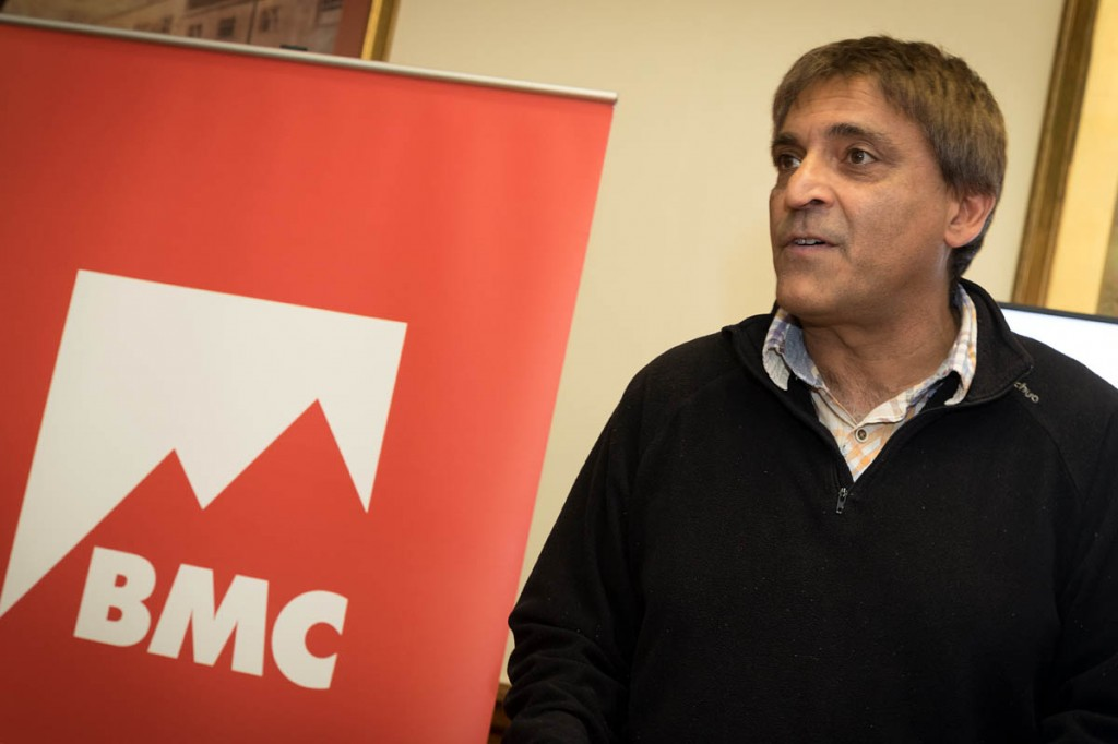 BMC president Rehan Siddiqui. Photo: Bob Smith/grough
