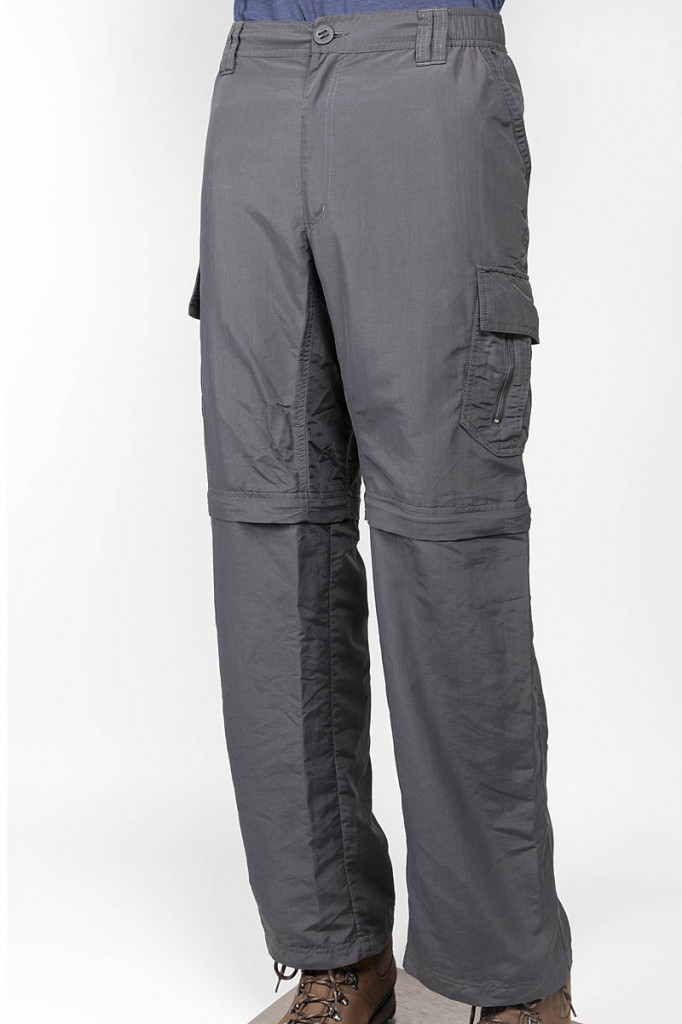 Kathmandu Kanching Zip Off Pants. Photo: Bob Smith/grough