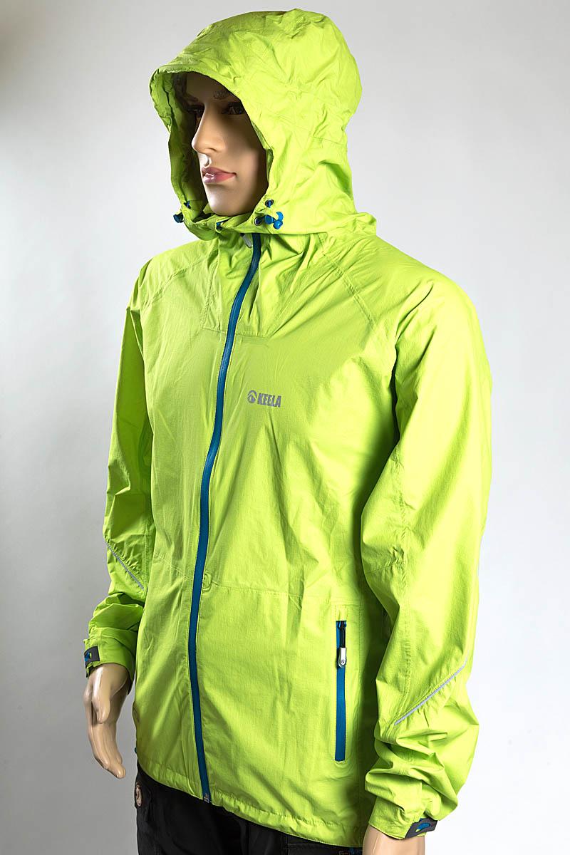 055144da5a4a Keela Saxon Jacket Price  £104.95. Colour  green. Weight  248g. Material   54 per cent nylon  46 per cent polyurethane coating. Waterproofing  Flylite  Aqua