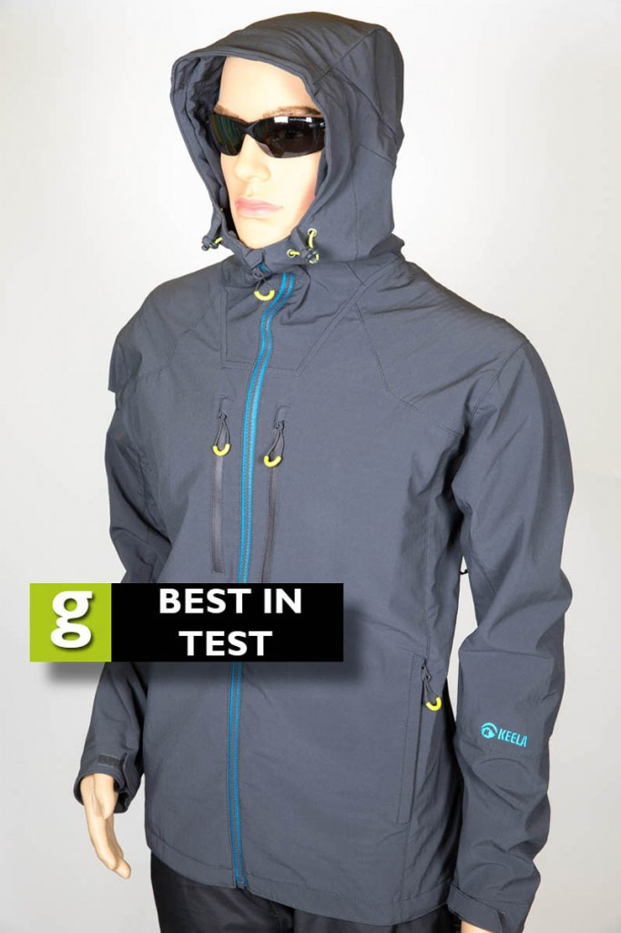 Keela Hydron Softshell. Photo: Bob Smith/grough