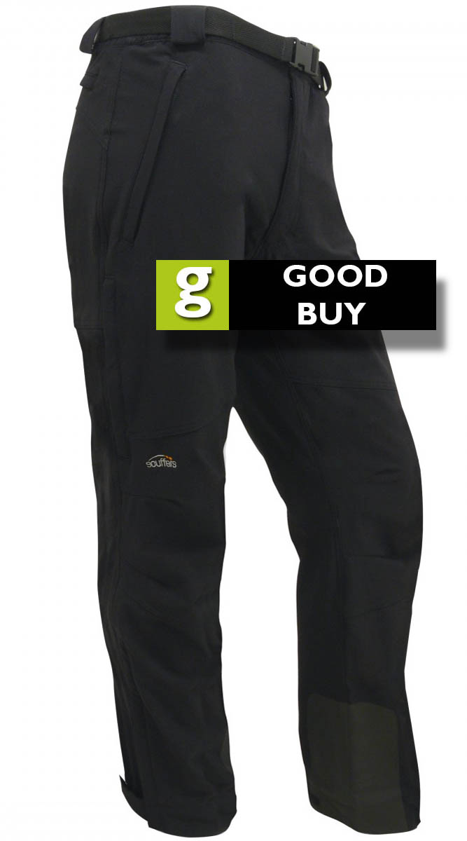 grough — On test: walking trousers