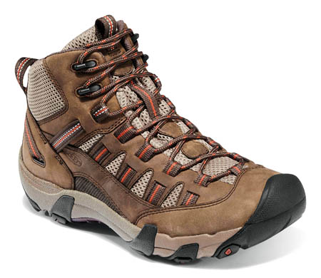 A pair of KEEN Alamosa Mid shoes is up for grabs for our competition winner