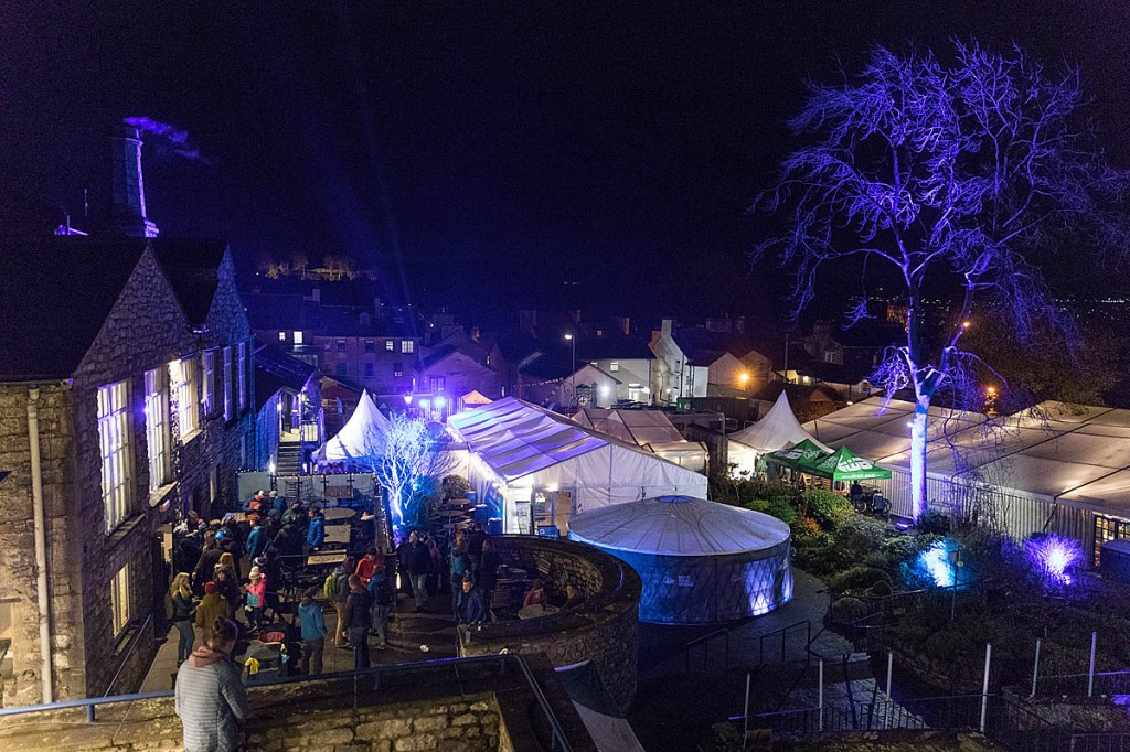 Kendal Mountain Festival attracts thousands of visitors. Photo: Bob Smith/grough