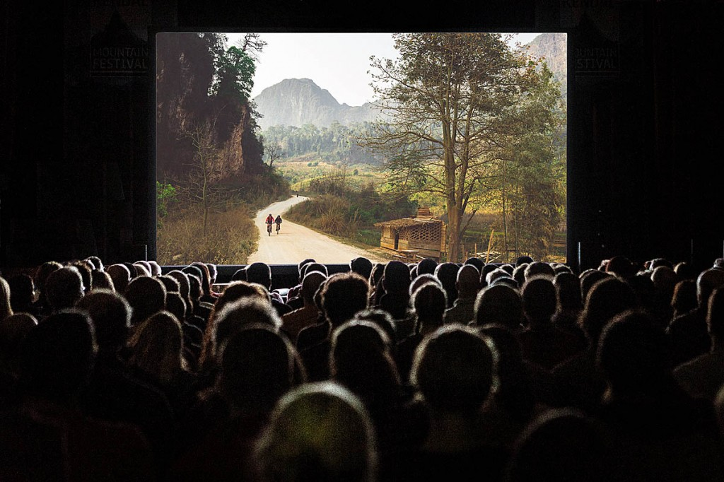 `A full range of outdoors-themed films will be on offer