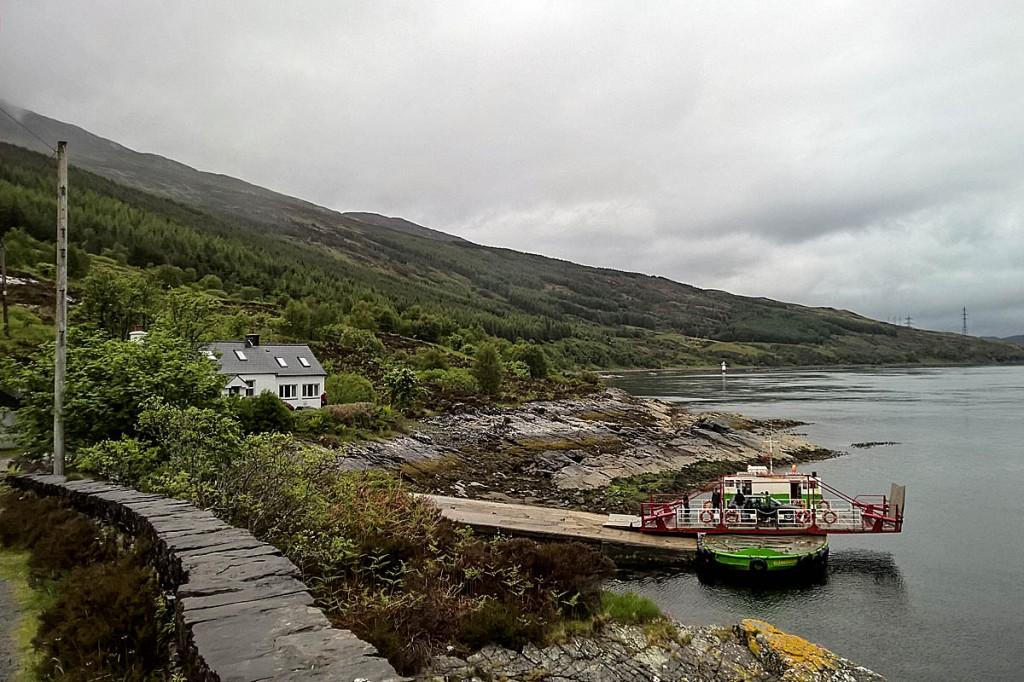 The incident happened near Kylerhea on the Isle of Skye. Photo: Chris Morgan CC-BY-SA-2.0