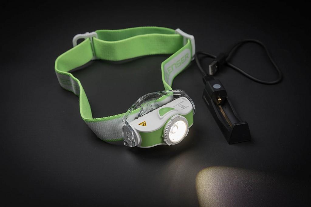 LED Lenser MH5. Photo: Bob Smith/grough