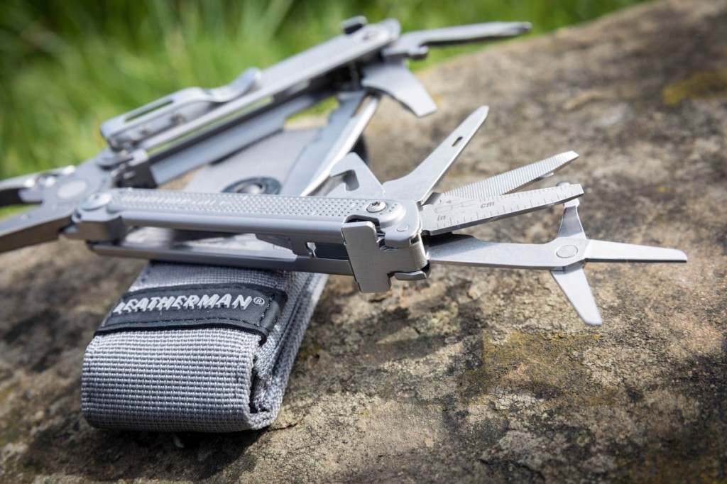 The Leatherman Free P2 is new for 2019. Photo: Bob Smith/grough