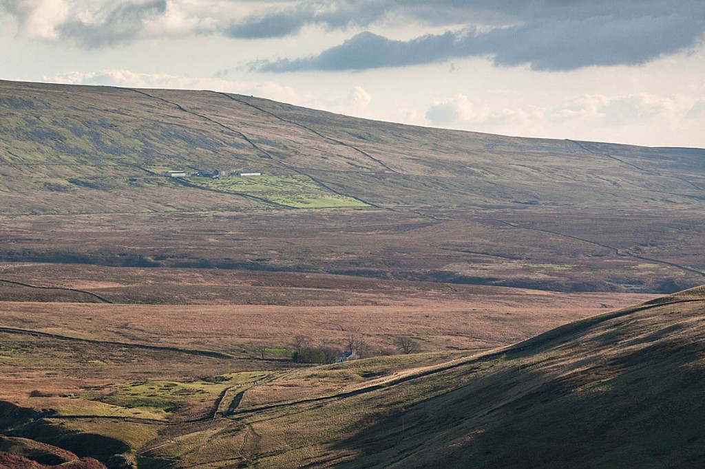 Leck Fell, site of the incident. Photo: Bob Smith/grough