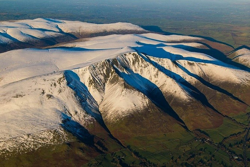 Life of a Mountain: Blencathra will be broadcast on Tuesday. Photo: Terry Abraham