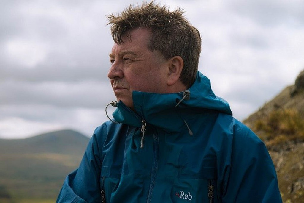 Stuart Maconie appears in the film. Photo: Terry Abraham