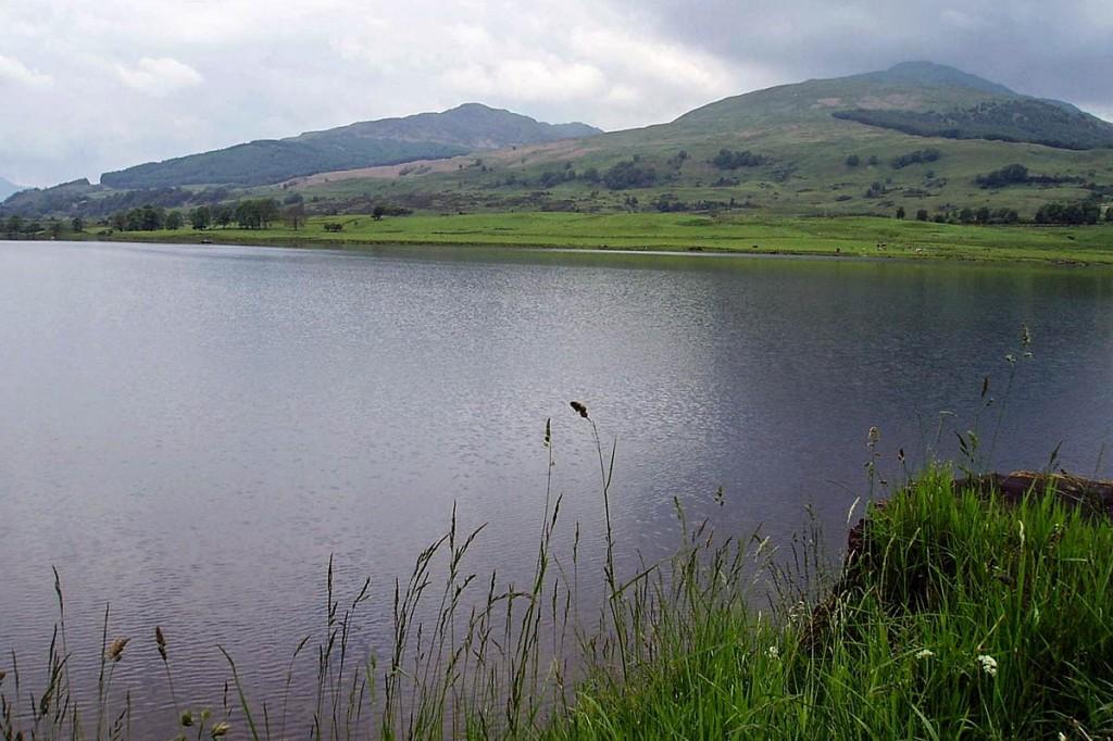 Loch Venachar. Photo: davidBt CC-BY-SA-3.0