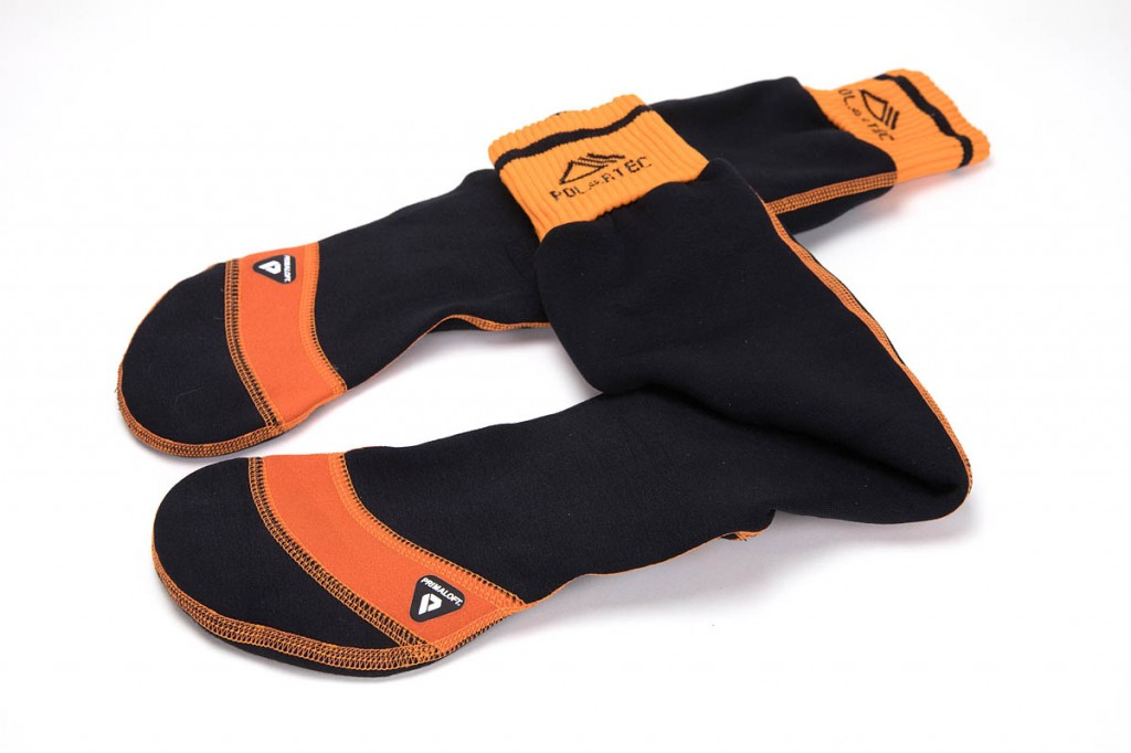 Lorpen Inferno Expedition Socks. Photo: Bob Smith/grough