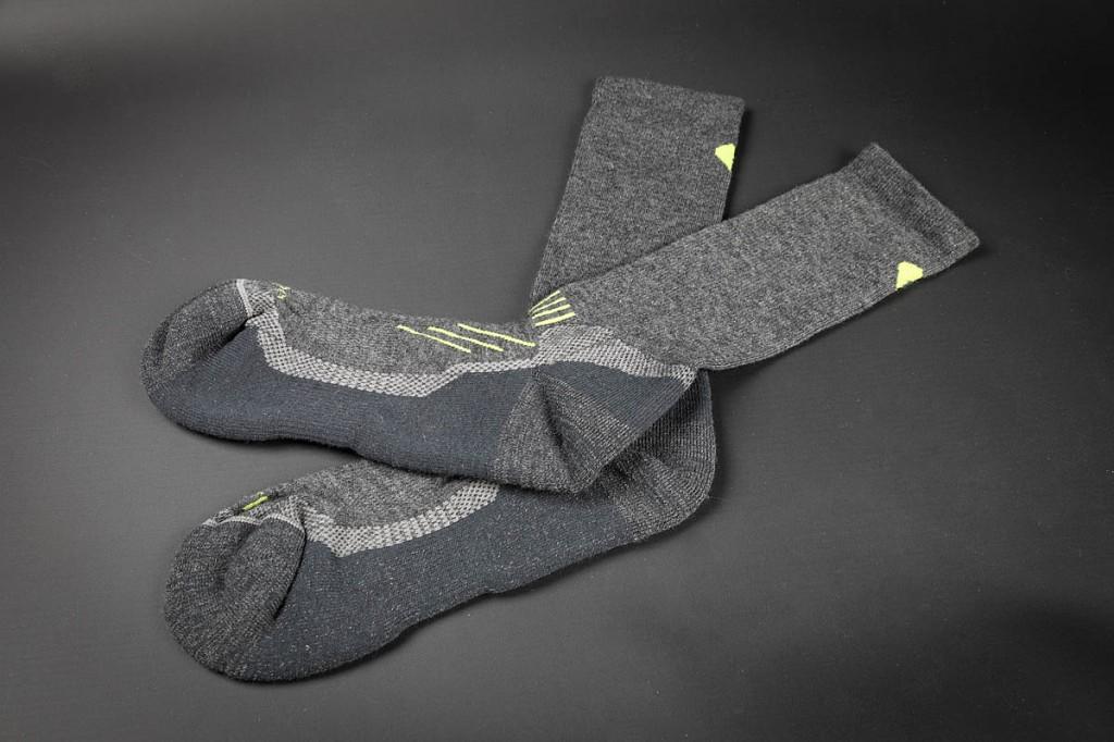 Lorpen T2 Light Hiker Socks. Photo: Bob Smith/grough