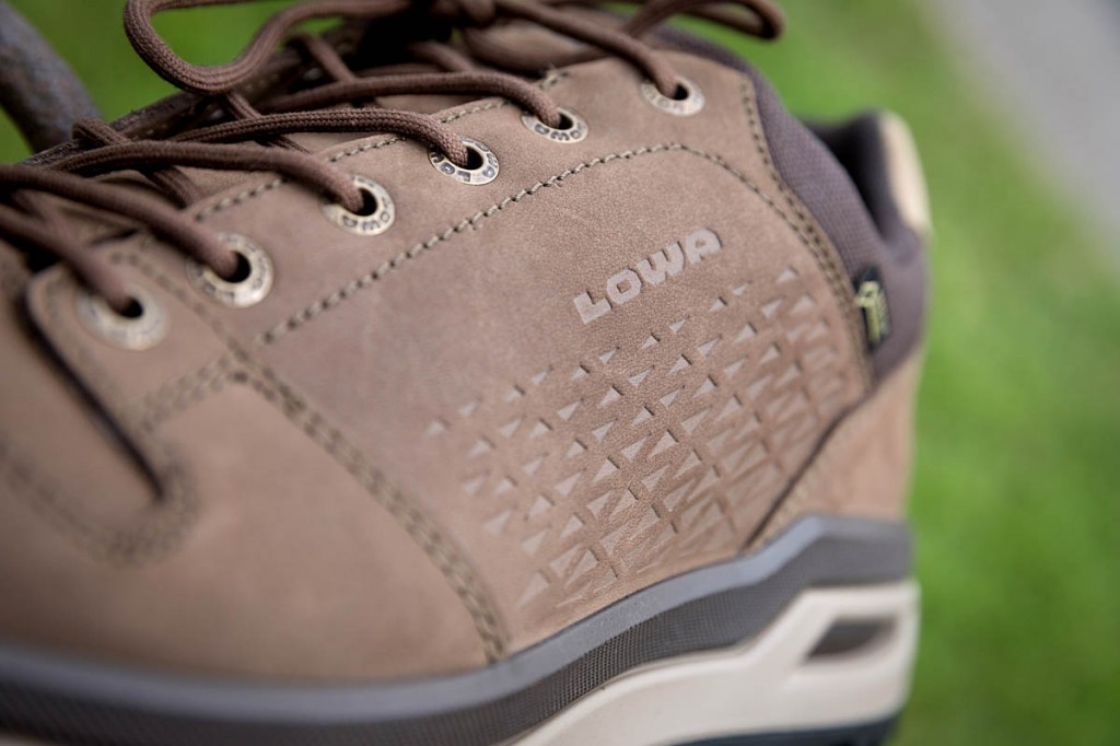 The Lowa Locarno GTX Lo. Photo: Bob Smith/grough