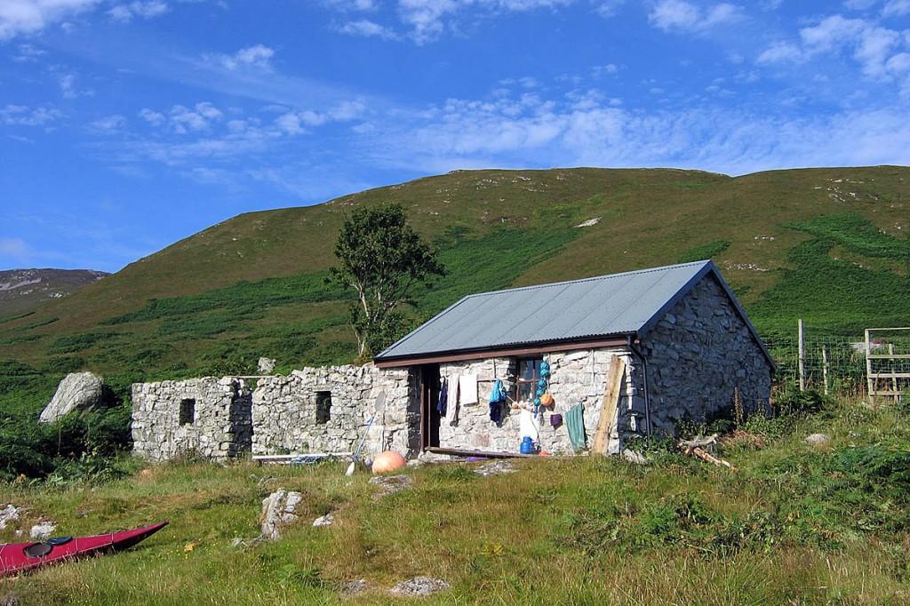 An Cladach on the eastern coast of Islay. Photo: MBA