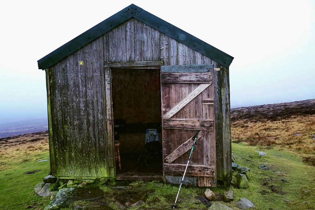The Great Lingy Hut. Photo: MBA
