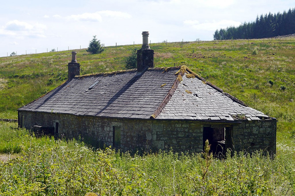 Will's Bothy in the Scottish Borders is the latest addition to the association's list. Photo: MBA
