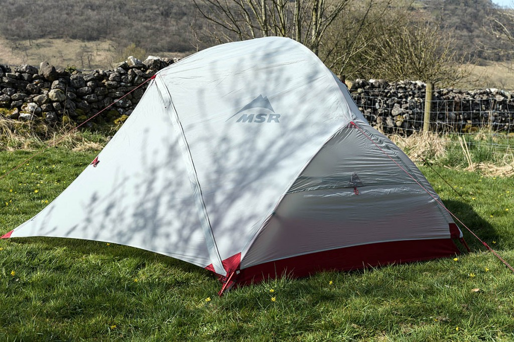 grough — On test: MSR Hubba Hubba NX two-person tent reviewed