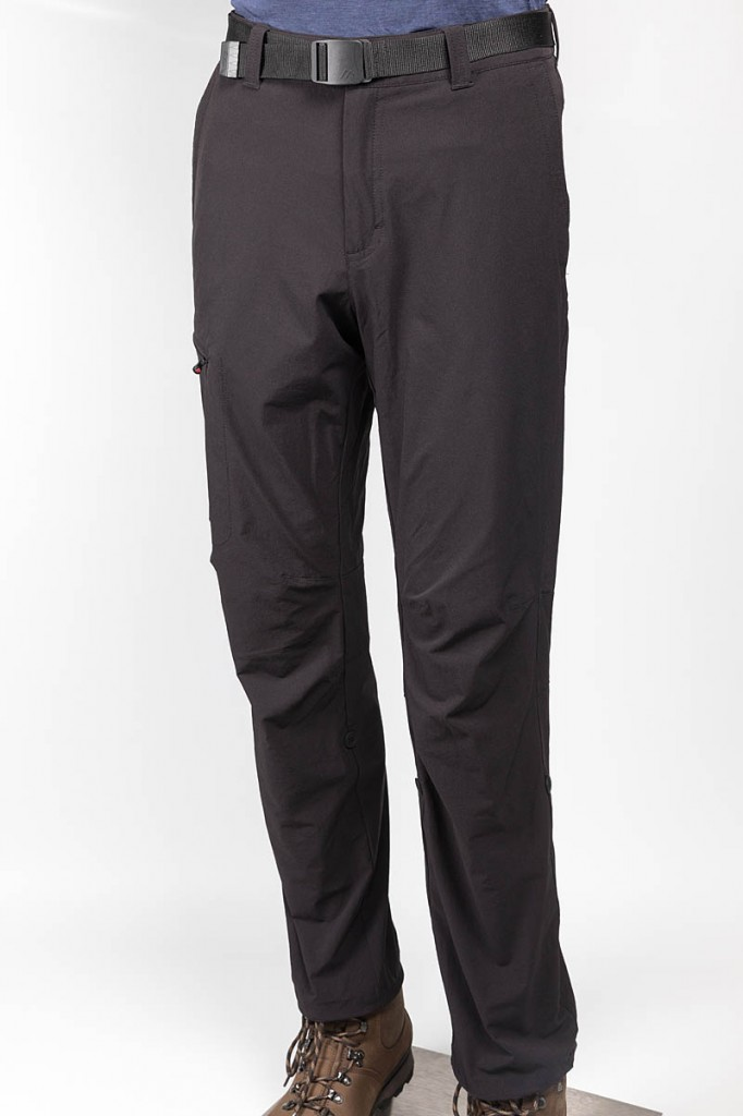 Maier Sports Nil trousers. Photo: Bob Smith/grough