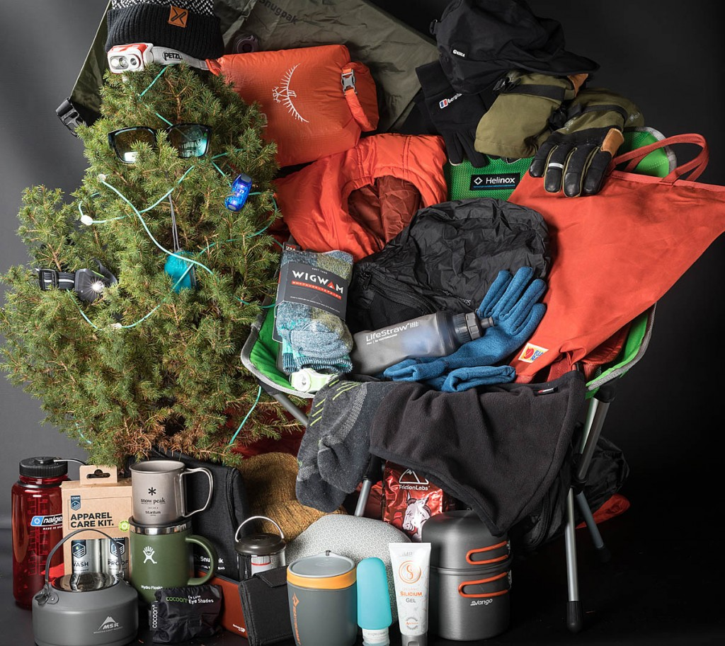 Grough has found more than 40 goodies that will make ideal gifts for outdoor fans. Photo: Bob Smith/grough