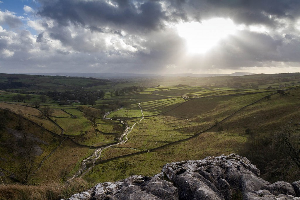 National park bosses said visitors to the Dales should be respectful . Photo: Bob Smith/grough